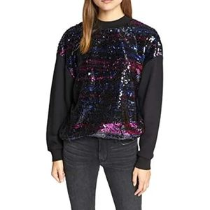 Sanctuary Last Dance Sequined Women's Turtleneck